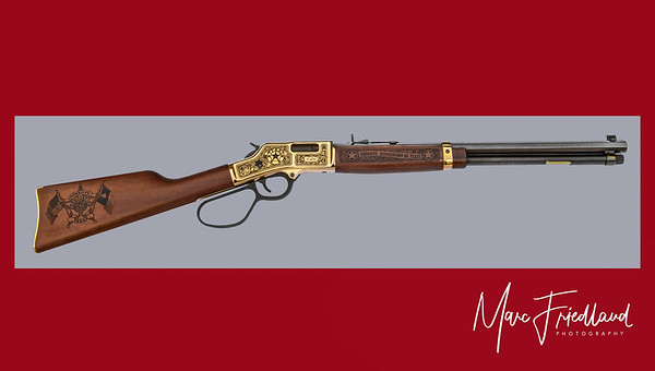 2020 LINCOLN DAY DINNER CUSTOM RIFLE for AUCTION
