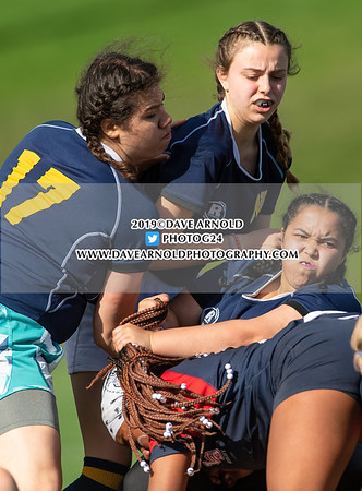 4/24/2019 - Girls Varsity Rugby - Lincoln-Sudbury vs Needham