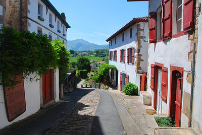 The Basque Country May 2014
