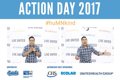 Action day 2017 {photo strips}
