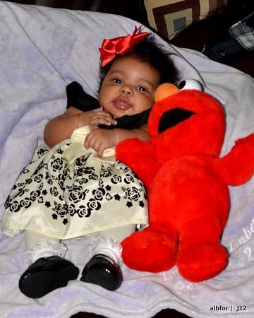 Jan 21, 2012 Luna @ 3 1/2 months