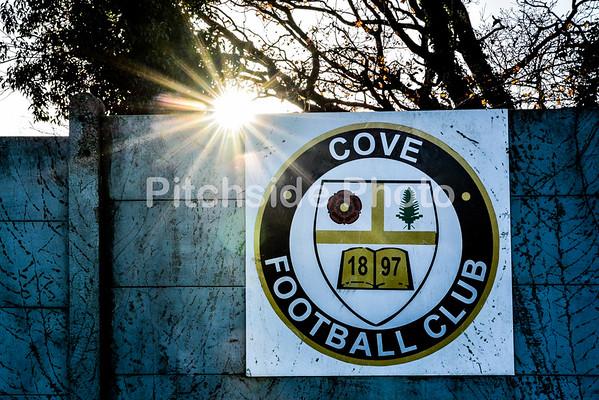 Cove v Ashford Town (Middx)