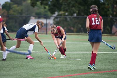 9/30/15: Thirds Field Hockey v Hotchkiss