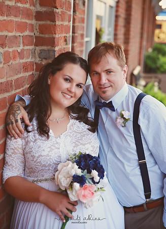 Mr. & Mrs. Roney! <3