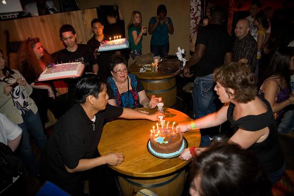 J & J Birthday Party