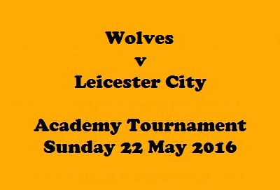 WOLVES v LEICESTER CITY
