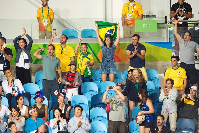Rio Olympics 07.08.2016 Christian Valtanen _CV44679
