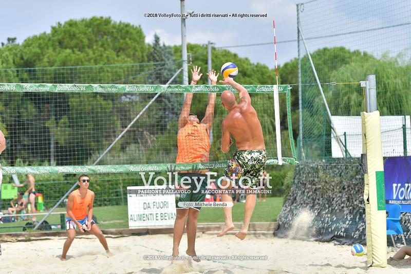 """5ª Edizione Memorial """"Claudio Giri"""" presso Zocco Beach San Feliciano PG IT, 25 agosto 2018 - Foto di Michele Benda per VolleyFoto [Riferimento file: 2018-08-25/ND5_9071]"""