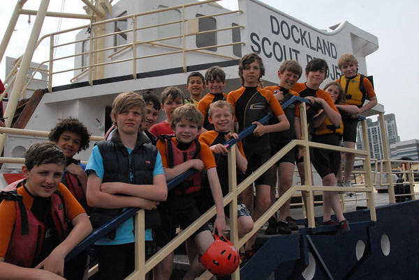 Docklands Watersports Day 2011