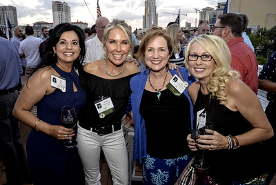 MCOM Reunion Yacht Starship 2018