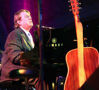 Jimmy Webb and The Webb Brothers at Union Chapel Nov 2009