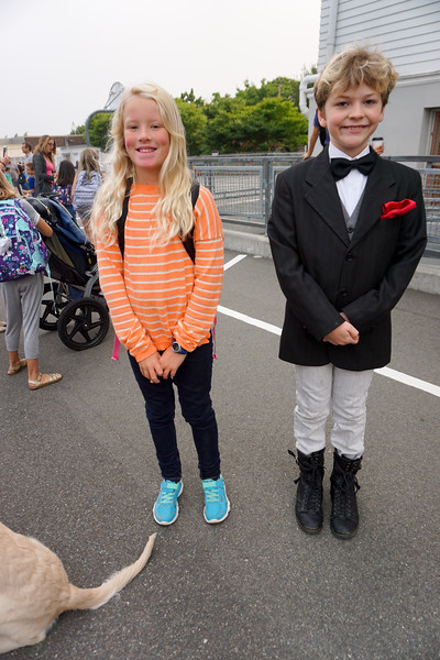 Amelia and Finn
