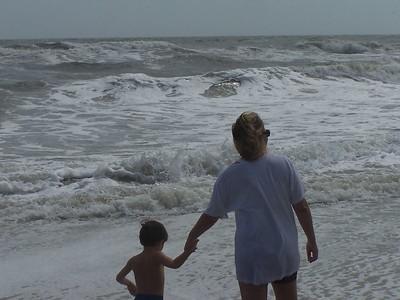 Hurricane Francis Sept. 2004