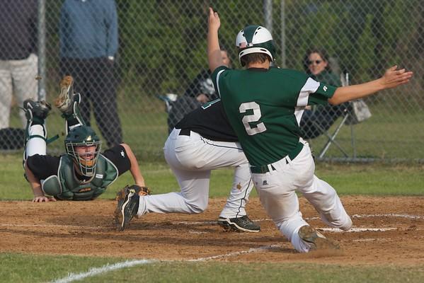 Nease Baseball vs Eagle View 4-16-09