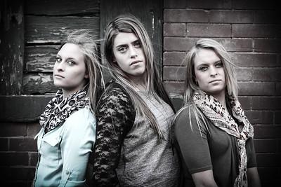 20121117 Madison, Alison and Allyssa