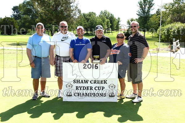 Shaw Creek Ryder Cup 09-11-16