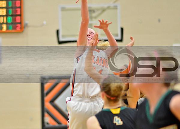2013-1-25 Lynden @ Blaine Varsity Girls Basketball