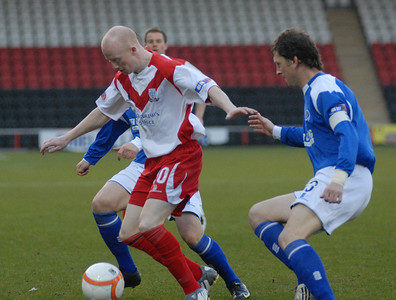 Airdrie Queen of the South 12 4 10