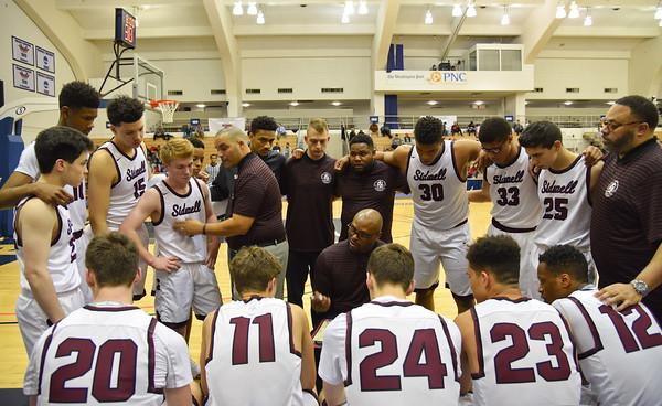 Sidwell Friends (DC) vs. St. John's (DC) boys basketball