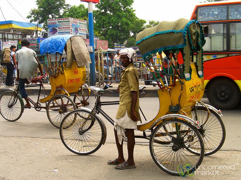 Bicycle Rickhaw - Siliguri, India