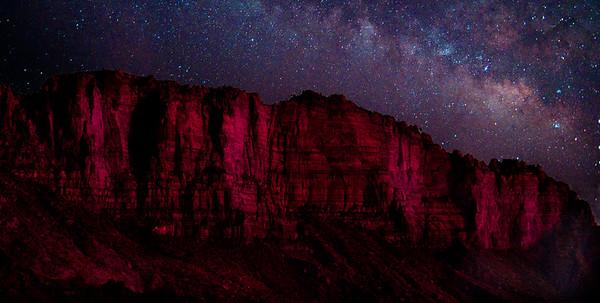 Kolob Canyon of Zion