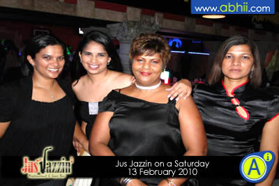 Jus Jazzin - 13th Feb 2010