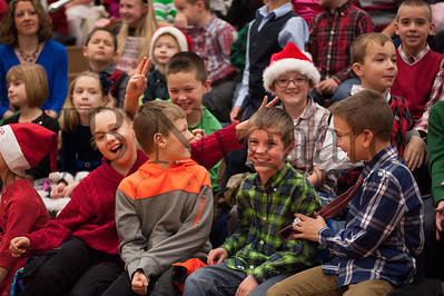 2013 Bluffton Elementary School Christmas Concert