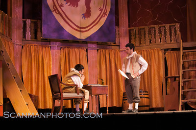 """Equivocation"" Production 2015"