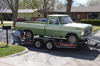 Grandpa Schrag's truck