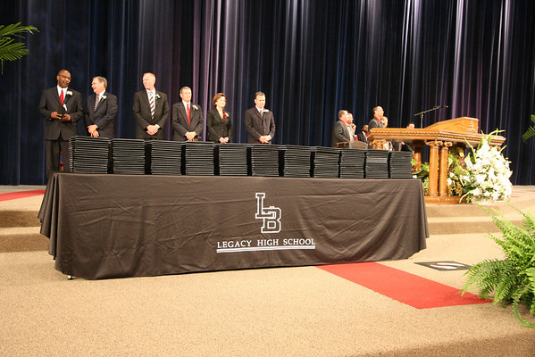 2009 Legacy H.S. Graduation