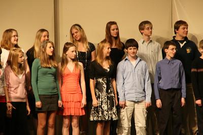 Vocal Concert Feb 2007