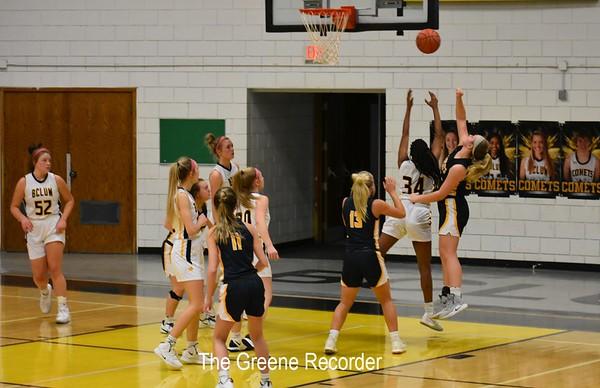 Girls Basketball at BCLUW