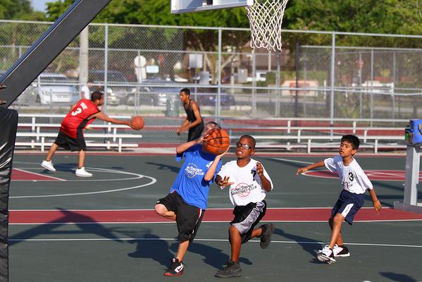 5-9-11 Magic Basketball