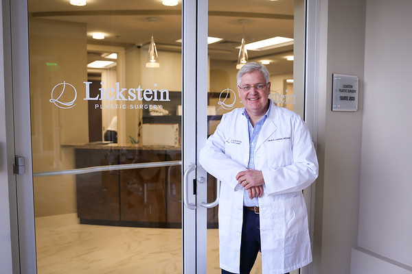 Lickstein Grand Opening