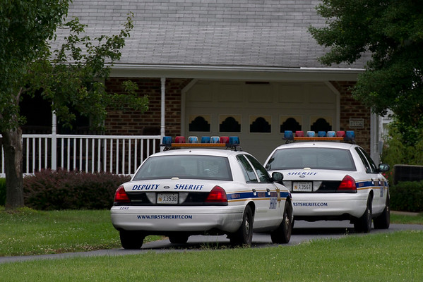 6/14/2012 Arrest at St Georges Island