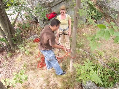 2011/08/14 Outdoor Climbing