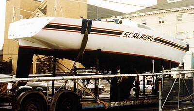2 Scalawag 2nd owner John Kilroy 1979 - ?