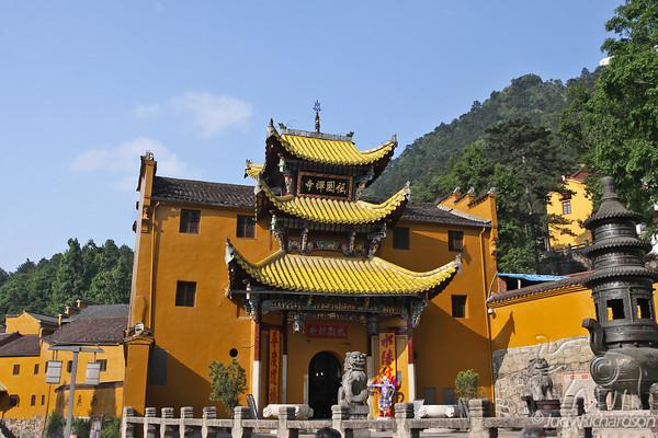 Mt. Jiuhua
