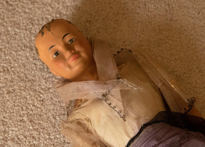 Porcelain Doll 1920s -1930s