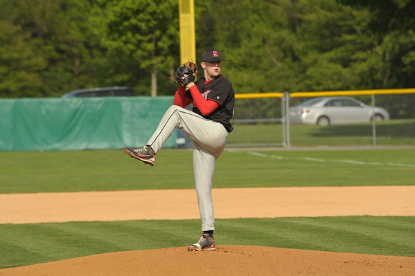 st sebs baseball v Thayer  May 17, 2010