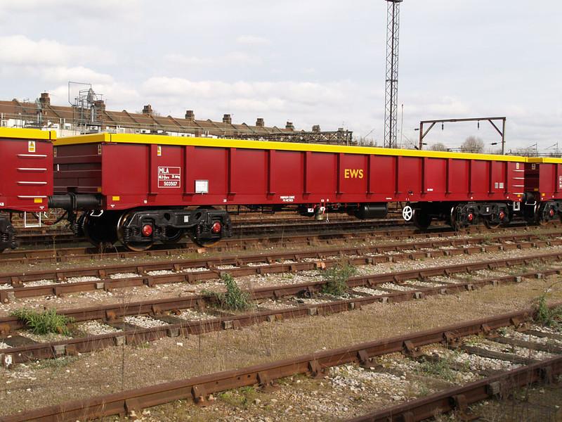 MLA 503507 Willesden Euroterminal 25/02/08