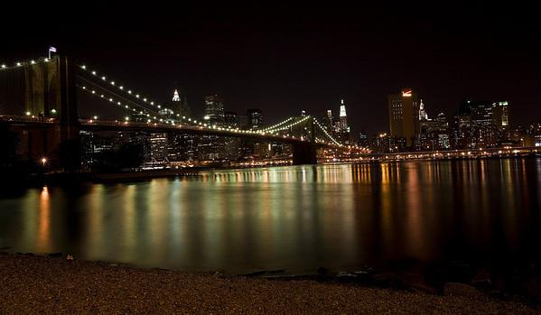 Brooklyn Bridge 125 and area