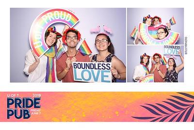 U of T Pride Pub 2019