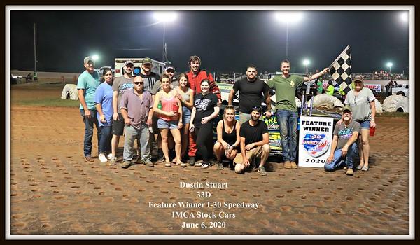 I-30 Speedway June 6. 2020
