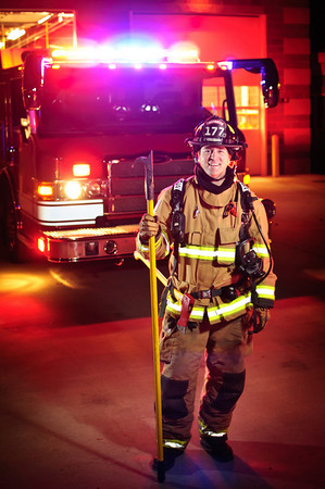 Tyson the Firefighter