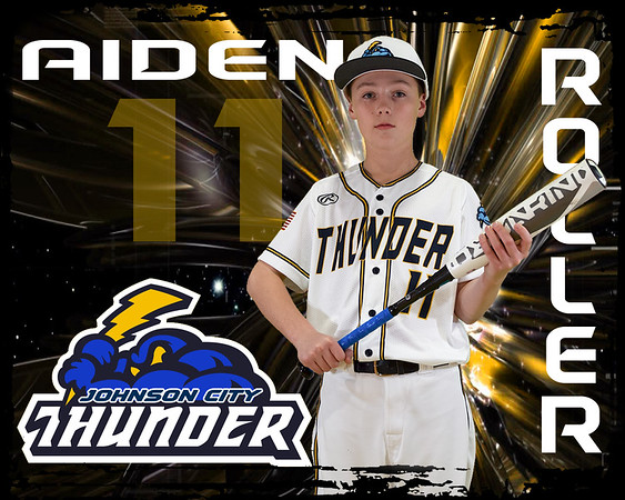 2017 Thunder 11U