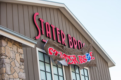 Stater Bros. Sign Unveil