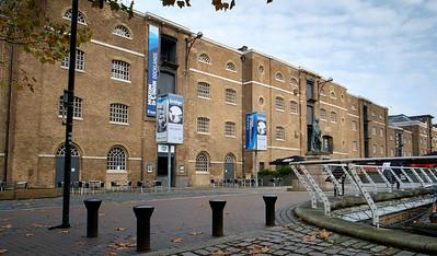 London 2014 Docklands Museum