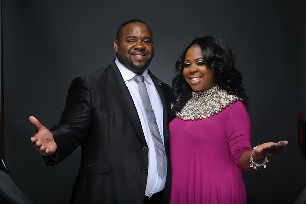 Pastor Martin & First lady