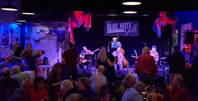 Blue Note Grill 2019-10